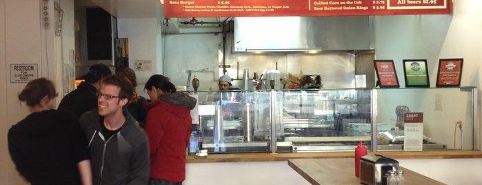 Acme Burgerhaus is one of Best Burger in San Francisco.