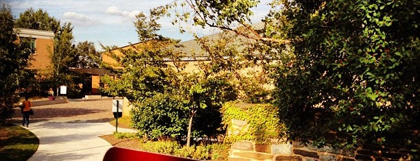 Sidwell Friends School is one of #MayorTunde's Past and Present Mayorships.