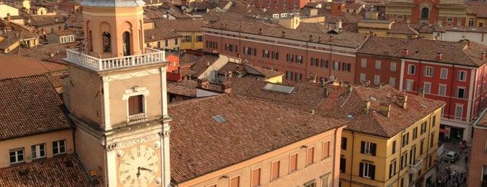 Piazza Grande is one of Public WiFi Hotspot Emilia Romagna.