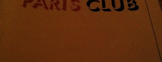 Paris Club Bistro & Bar is one of Lettuce Entertain You Restaurants.