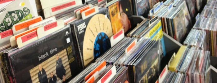 Jazz Record Mart is one of Bin Flipping: Record Shops #vinyl.