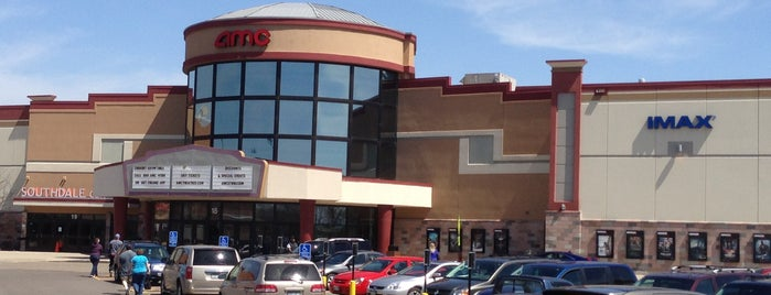 AMC Southdale 16 is one of Favorite Arts & Entertainment.