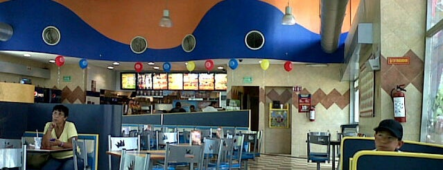 Burger King is one of Acapulco.