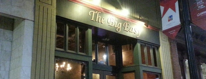 The Big Easy Raleigh is one of Places to try.