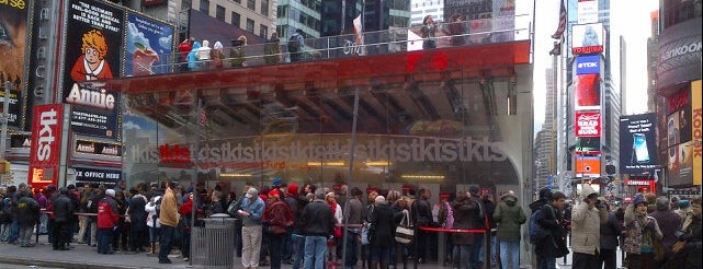TKTS is one of New York.