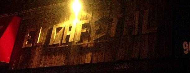 El Cafetal is one of Queens Bars.