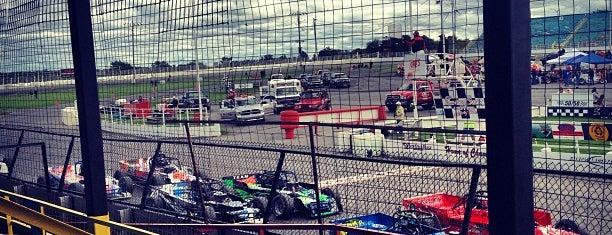 Oswego Speedway is one of Best places in Oswego, NY.