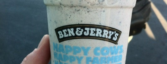 Ben & Jerry's is one of Ice Cream places in Bay Area.