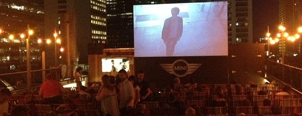 Rooftop Cinema is one of Quintessential Melbourne.