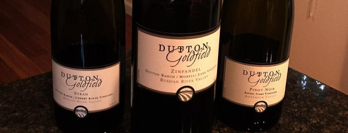 Dutton Goldfield Tasting Room is one of Must-visit Wineries in Sebastopol & Graton.