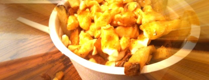 Poutini's House of Poutine is one of @ineska's Favourite Places in Toronto.