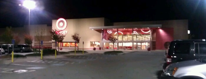 Target is one of Haverhill.