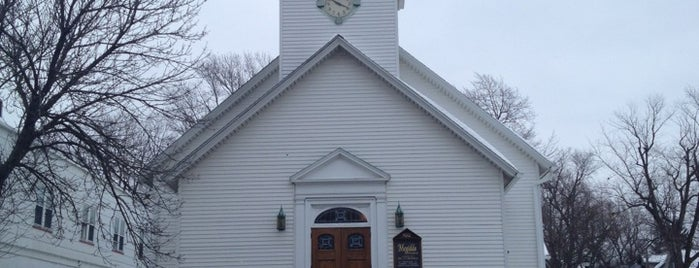 Megiddo Church is one of Sacred Sites in Upstate NY.