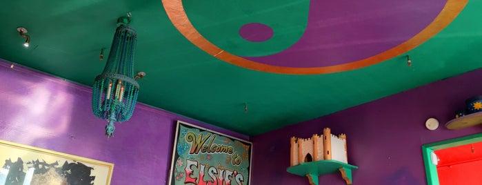 Elsie's is one of CA Trip '11.