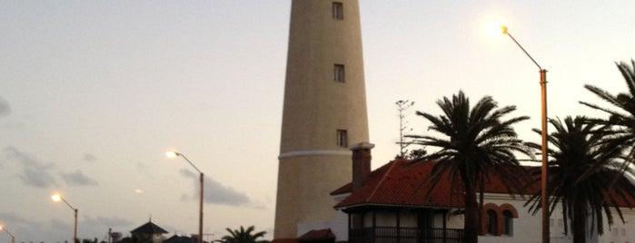 Faro de Punta del Este is one of Punta Del Este.