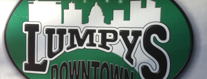 Lumpy's Downtown is one of National Redskins Rally Bars.