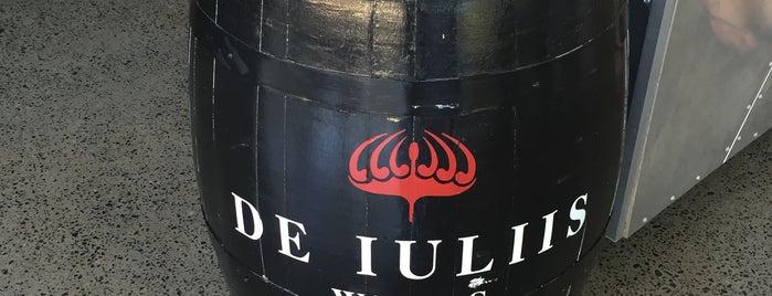 De Iuliis Winery is one of Top picks for Wineries.
