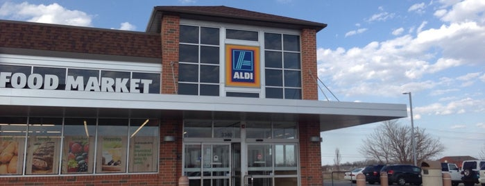 Aldi is one of My Grocery Stores.