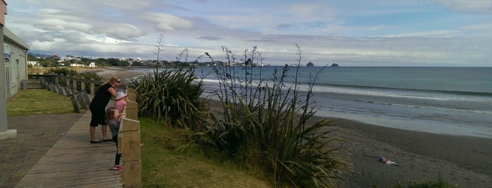 Fitzroy Beach is one of New Plymouth To-Do List.