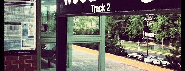 NJT - Woodbridge Station (NJCL) is one of New Jersey Transit Train Stations.