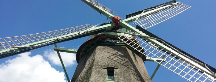Molen Ceres is one of Dutch Mills - North 1/2.