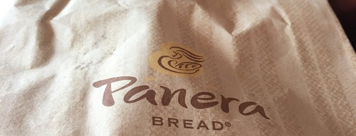 Panera Bread is one of Wine Tour.