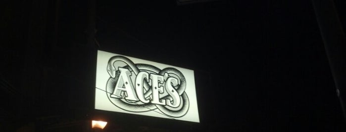 Ace's Bar is one of SF Bars.