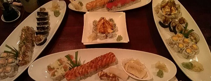 Tokyo Sushi is one of My Favorite Places To Eat.