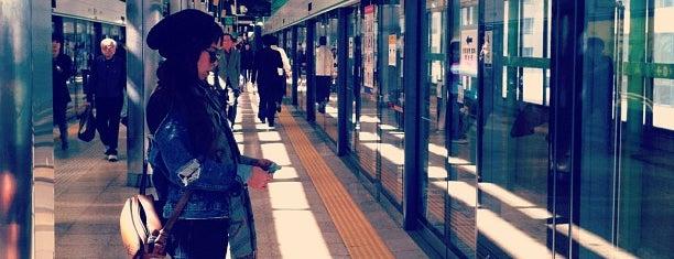 신설동역 (Sinseol-dong Stn.) is one of Subway Stations in Seoul(line1~4 & DX).