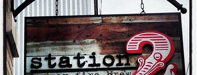 Station 2 is one of Lunch for $5 or less in RVA.