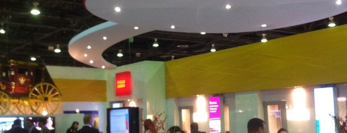 Wells Fargo Sibos Booth is one of ?.