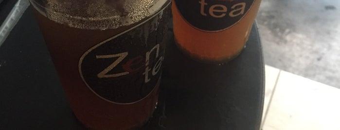Zentea is one of Coffee & Tea.
