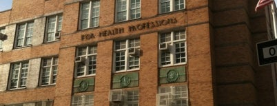 Clara Barton High School is one of NYC Hurricane Evacuation Centers.