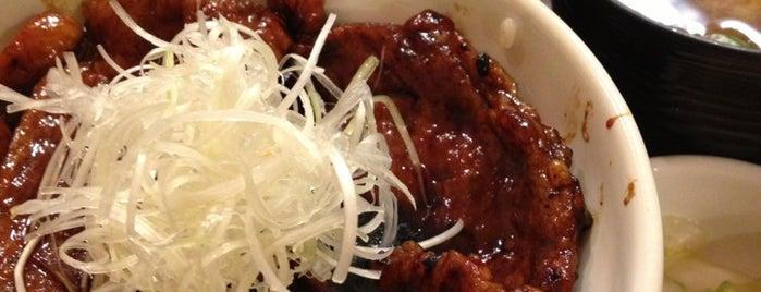 Hokkaido Butadon Tokachi (北海道豚丼 とかち) is one of Bangkok_One2go.
