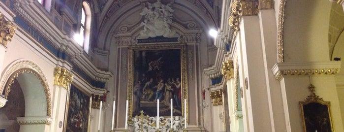 Santa Marija ta' Gesu (Ta' Giezu) is one of Malta Cultural Spots.