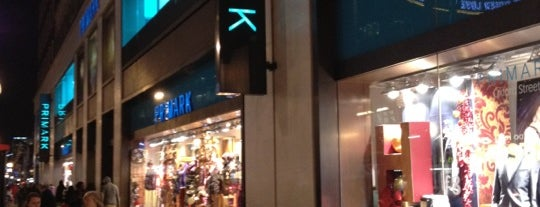 Primark is one of London.