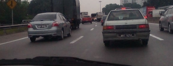 Sri Petaling - Kesas Highway is one of enday.