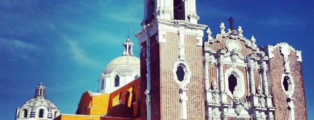 Tlaxcala de Xicohténcatl is one of I've been here.