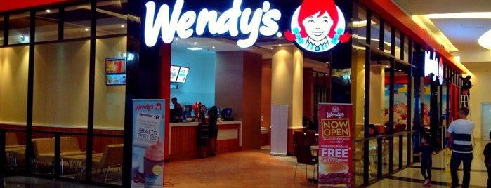 Wendy's is one of Trans Studio Mall Makassar.