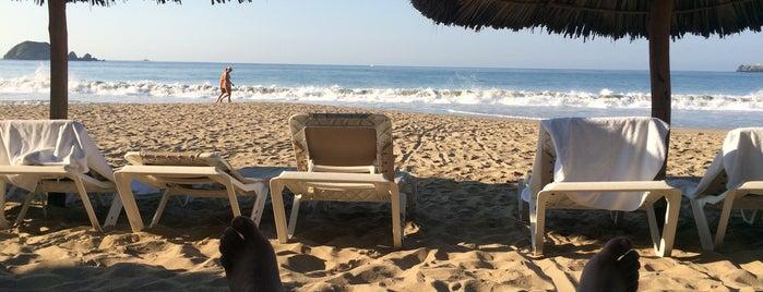 Playa Presidente is one of Ixtapa.