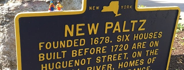 Historic Huguenot Street is one of Things to do in the New Paltz area.