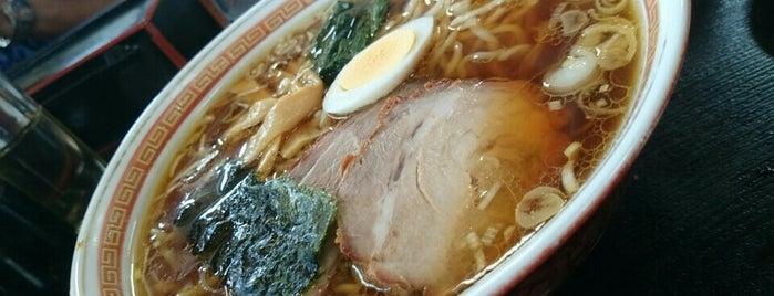 本格手打ちラーメン 英 is one of らめーん(Ramen).