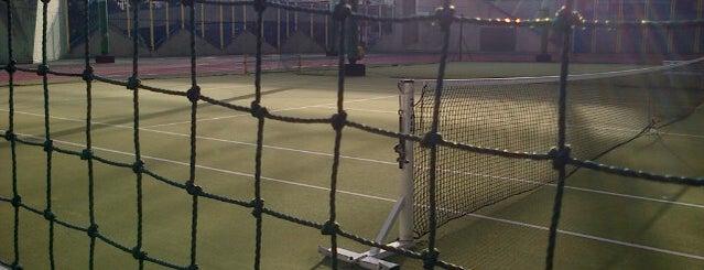 Courts de Tennis René et André Mourlon is one of Paris.