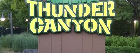 Thunder Canyon is one of Favorite Arts & Entertainment.