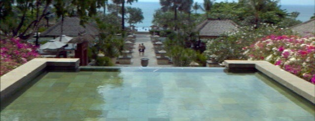 Ayana Resort and Spa is one of Place to Hang Out in Bali.