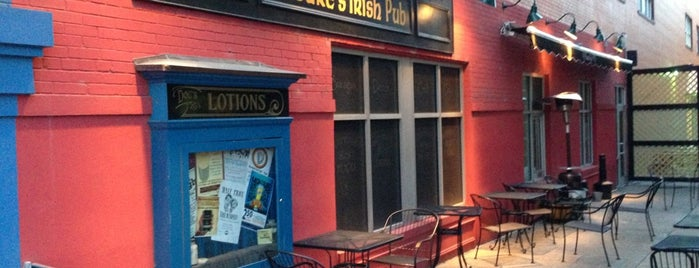 Kildare's Irish Pub is one of Guide to Chapel Hill's best spots.
