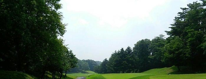 富士カントリー笠間倶楽部 is one of ゴルフ場(茨城).