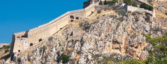 Ναύπλιο (Nafplio) is one of Visit Greece's tips.