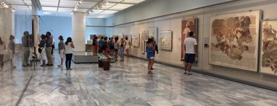 Αρχαιολογικό Μουσείο Ηρακλείου (Heraklion Archaeological Museum) is one of Visit Greece's tips.