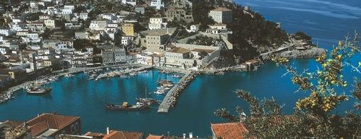 Ύδρα (Hydra) is one of Visit Greece's tips.